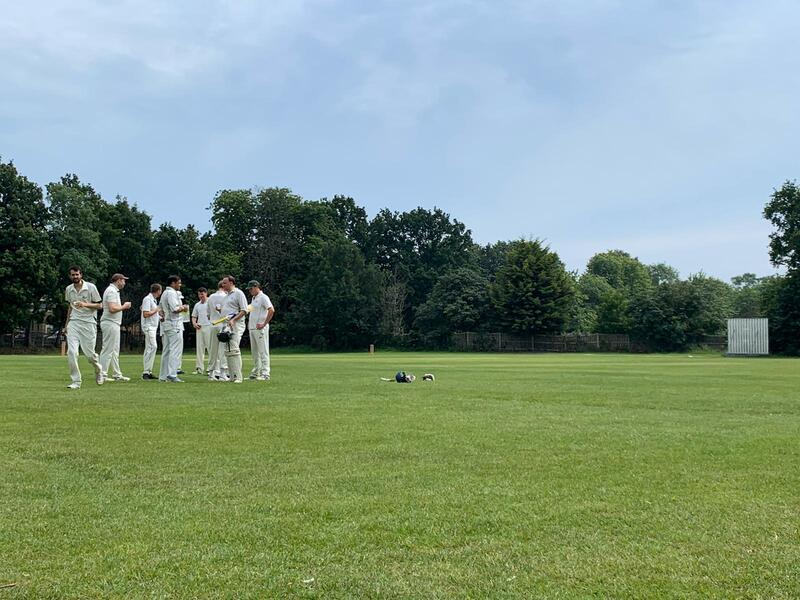 Great pic South Bank CC Cricket Club London
