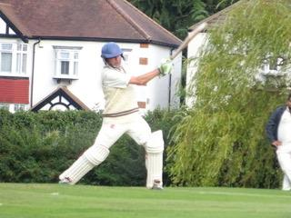 Jon Thornton South Bank CC Cricket Club London SBCC