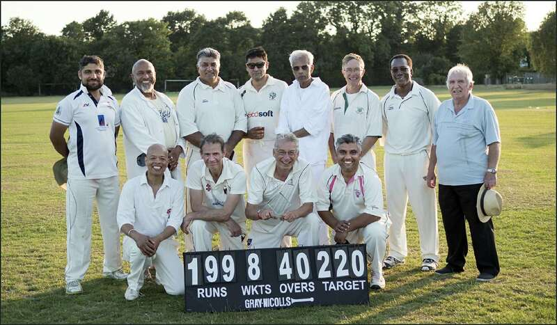 SOuth Bank CC Old Boys SBCC South Bank CC Cricket Club London
