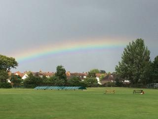 Rainbows SBCC South Bank CC Cricket Club London