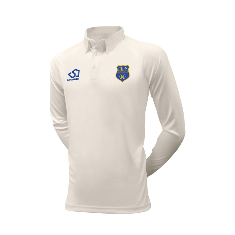 SBCC Cricket Shirt long or short sleeved