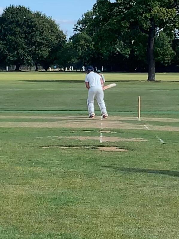 The classic Stance SBCC South Bank CC Cricket Club London
