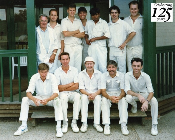 South Bank CC Old Boys Cricket Club London
