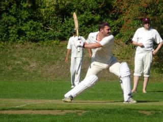 Tom Wragg South Bank CC Cricket Club London